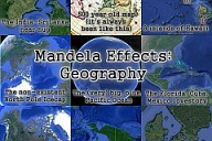 Mandela Effect: Geography